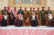 دیدار سلطان عمان با شاه سعودی در اوج تلاطم های منطقه