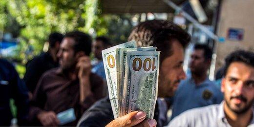 سقوط آزاد قیمت دلار در بازار