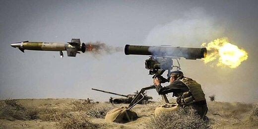 ۲ موشک شکست ناپذیر سپاه پاسداران را بشناسید /شلیک کن و فراموش کن +تصاویر