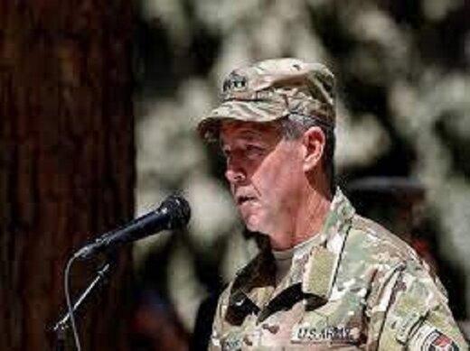 مُهر پایان حضور آمریکاییها در افغانستان با اقدامی نمادین و یک استعفا همراه شد