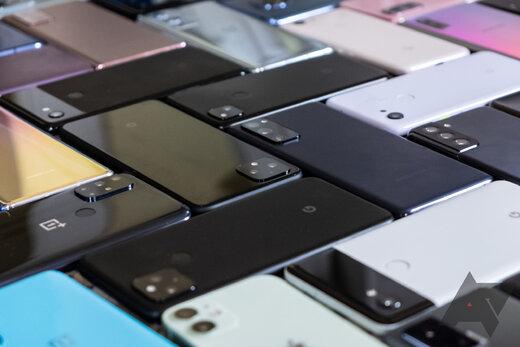 انواع تلفن همراه امروز چند قیمت خوردند؟