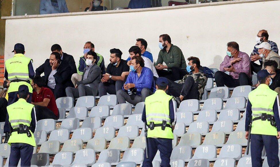 چراغ سبز سازمان لیگ به حضور تماشاگران