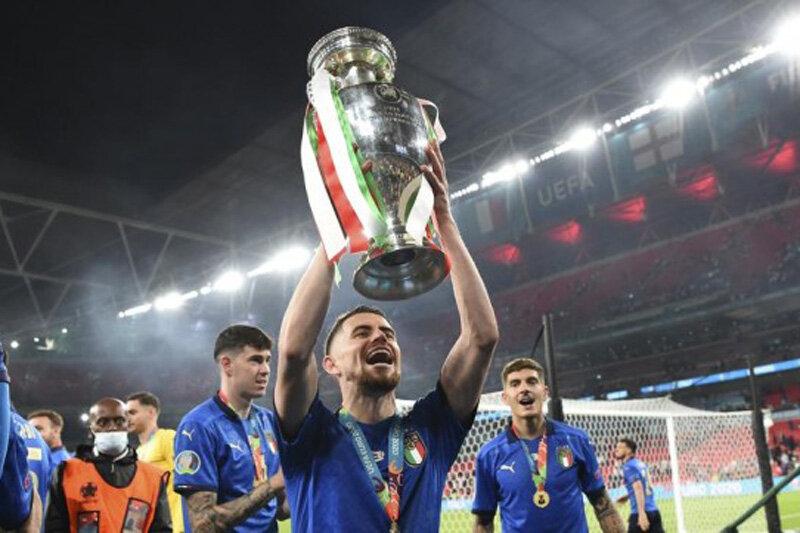 قهرمانی ایتالیا در یورو ۲۰۲۰ رشد اقتصادی این کشور را تقویت کرد