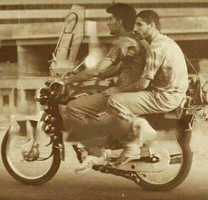 نماد فوتبال دهه 60/عکس