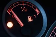 ببینید | با چراغ روشن بنزین چند کیلومتر میشه رفت؟