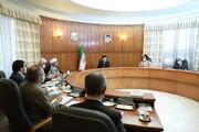 جلسه مشترک رئیسی با وزارت اطلاعات، دیوان محاسبات، اطلاعات سپاه و ..../موضوع: اصلاح بسترهای فسادزا در دولت