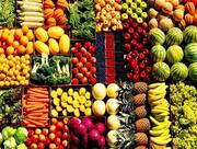 آخرین قیمت ها در بازار میوه و تره بار/ گلابی 20 تا 40 هزار تومان
