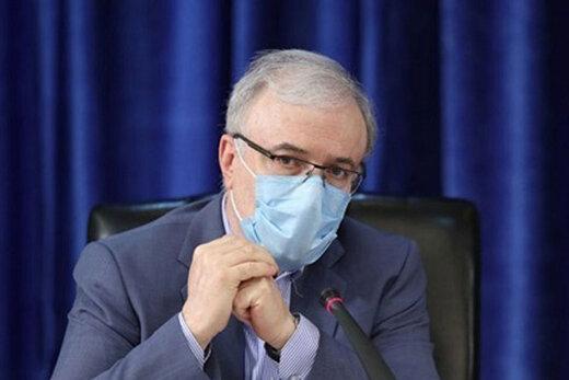 نمکی: واکسیناسیون خبرنگاران هفته آینده به پایان میرسد/ اهالی سینما در نوبت واکسن