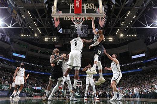ببینید   ستارهها و اسطورههای بسکتبال در ۷۵ سالگی NBA