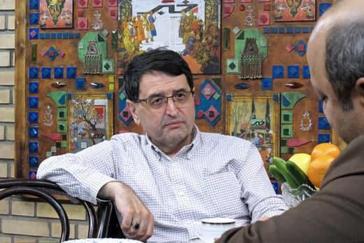 بشنوید   زلمای امالفساد افغانستان است / بازی ایران بدون برد است