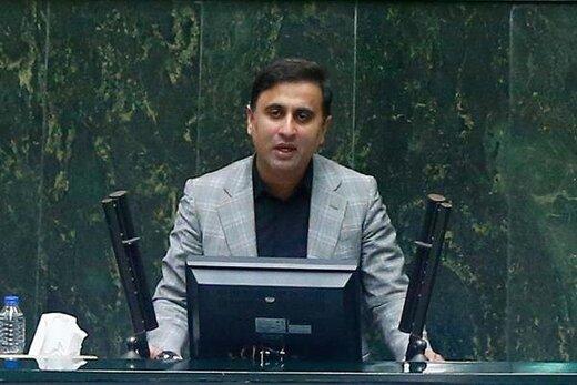 دیدار نماینده مردم چابهار در مجلس با رییس بنیاد مستضعفان