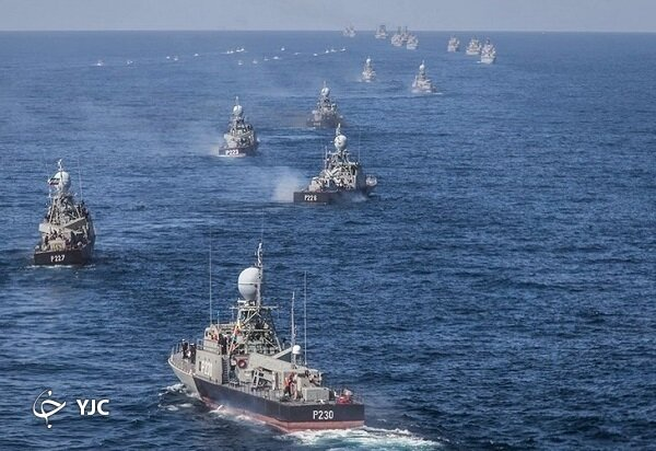 اینفوگرافیک   رتبه شگفتانگیز ایران در بین قویترین نیروهای دریایی جهان