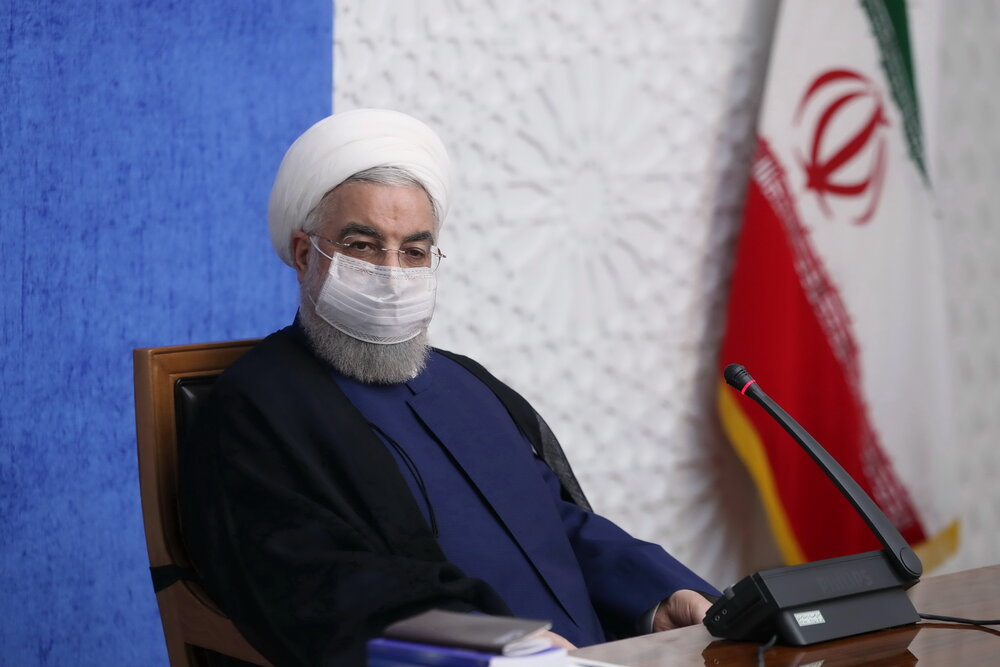 Iran president condoles with Iraqi PM over hospital fire