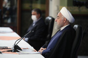 ابجدخوانی سخنان مهم روحانی درباره برجام /طعنه هایی که رئیس جمهور به شورای نگهبان و مجلس زد
