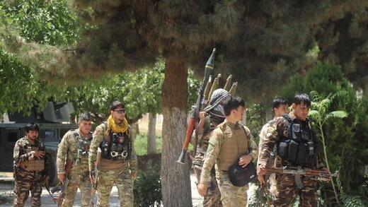 جنگ در ۱۰ استان بشدت ادامه دارد/نیروهای دولتی شهرستان کرخ را پس گرفتند