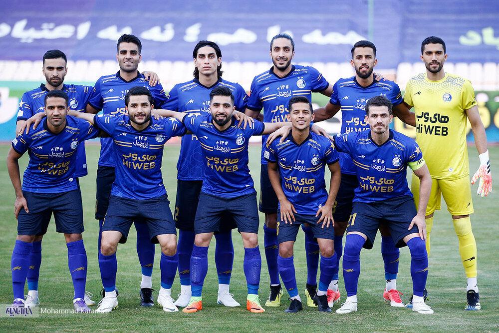 بعد از ۱۲۰ دقیقه سرد و در پنالتی ها؛دستان حسینی استقلال را به نیمه نهایی رساند