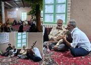 در محضر هنرمندانِ ایرانی با باستانیترین موسیقی جهان