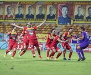 اعلام ترکیب استقلال و فولاد در فینال جام حذفی