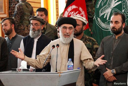 طرح گلبدین حکمتیار برای برقراری ثبات در افغانستان