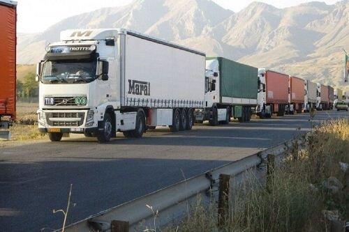 جابجایی بار با ناوگان حمل و نقل جادهای ۱۳درصد افزایش یافت