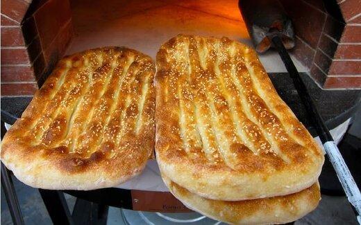 نرخ رسمی انواع نان در تهران اعلام شد