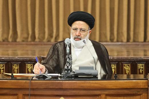 پیام تسلیت ابراهیم رئیسی به عضو شورای نگهبان