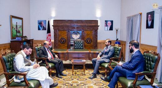 افغانستان سفیر پاکستان را احضار کرد