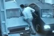 ببینید   زیر گرفتن پلیس توسط چند سارق در مشهد!