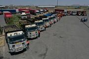 اعزام ۱۵۰۰ دستگاه ماشینآلات سنگین فلهبر آذربایجانغربی به بنادر جنوب کشور
