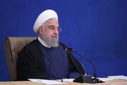روحانی: مردم هر چقدر ناراحت باشند حق دارند /به فکر مشکلات هستیم
