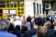ببینید   وضعیت بینظم واکسیناسیون سالمندان در تهران
