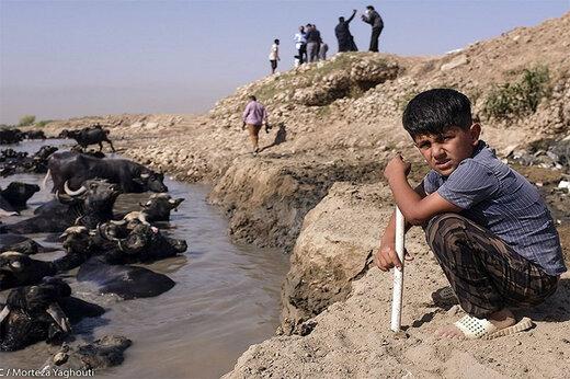 خبر مهم وزارت نیرو برای رفع مشکلات خوزستان