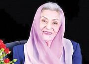 مادربزرگِ بازیگران و دوبلورهای ایرانی
