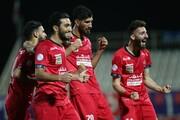 آتش بازی پرسپولیس در تبریز