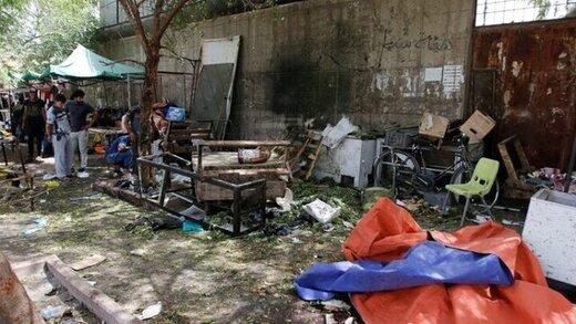 واکنش آمریکا و کشورهای عربی و اسلامی به انفجار شهرک صدر/حزبالله لبنان شدیدا محکوم کرد