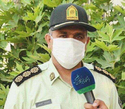  کشف ۹ تن سیمان احتکار شده در خرم آباد