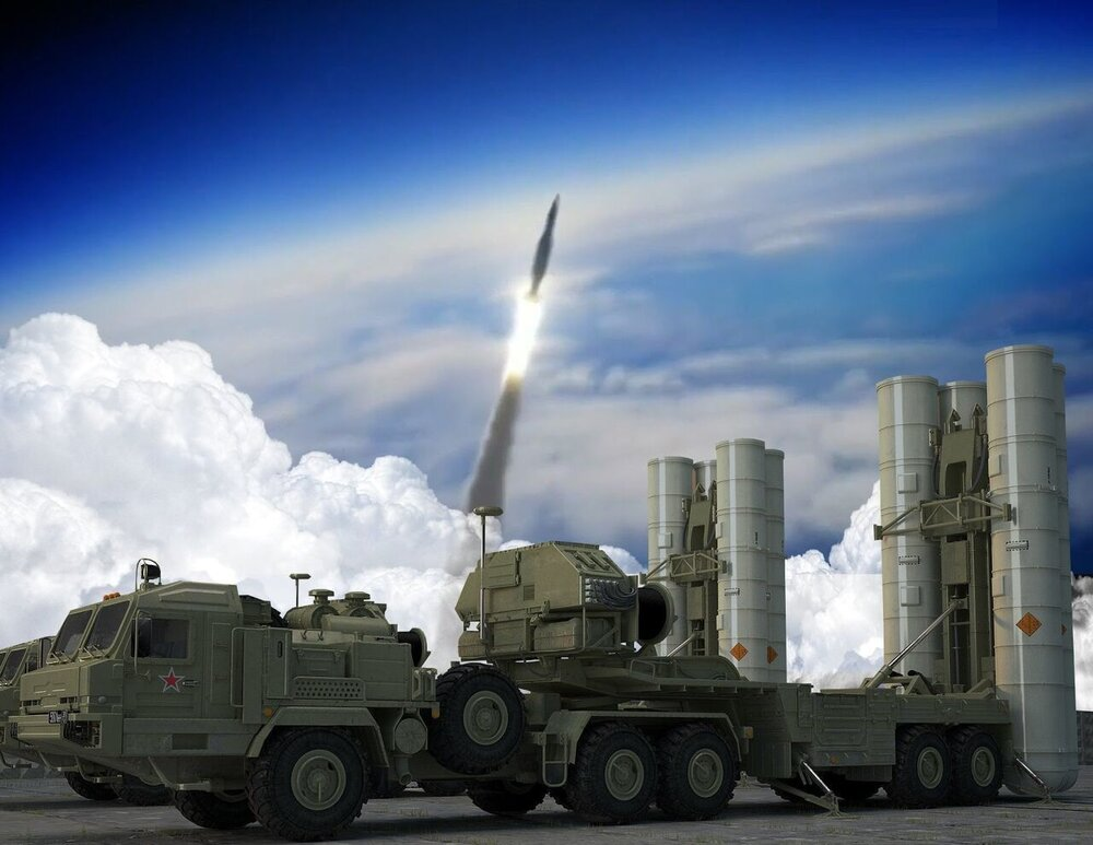 روسیه اس-۵۰۰ را با موفقیت آزمایش کرد