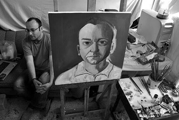 علی قائمی، هنرمند نقاش، درگذشت