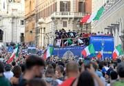 قهرمانی یورو مقصر شیوع دوباره کرونا در ایتالیا
