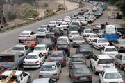 شلوغترین جاده کشور از تهران تا قزوین است