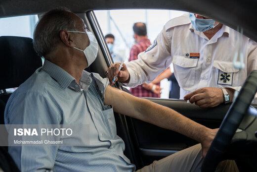 طرح ضربتی واکسیناسیون در پایگاههای اورژانس