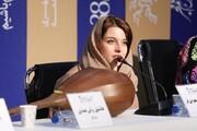 بازیگر زن در نقش «سارای گرجیِ» ناصرالدینشاه/ عکس