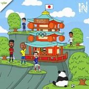 ببینید: دیدار بزرگان فوتبال این بار در ژاپن!