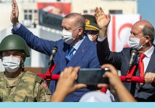 واکنشهای بینالمللی به سخنرانی جنجالی اردوغان در قبرس
