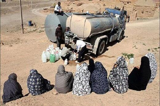 ببینید | آغاز پروژه آبرسانی به مناطق محروم و کم آب