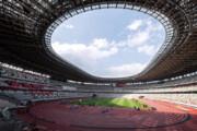 ببینید | تصاویر جالب از تبدیل استادیوم بیسبال به فوتبال ظرف چند ساعت!