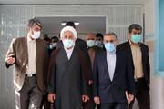 بازدید سرزده رئیس قوه قضاییه از زندان رجاییشهر/هفت دستور ویژه برای بهبود وضعیت زندانها