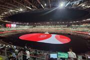 تصاویر | آخرین قابها از آمادهسازی مراسم افتتاحیه المپیک 2020 توکیو
