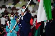 عکس | تصمیم متفاوت کمیته ملی المپیک ایران در انتخاب ماسک!