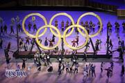 ببینید |  خوشحالی عجیب پرچمدارهای کاروان ورزشی پرتغال در افتتاحیه المپیک